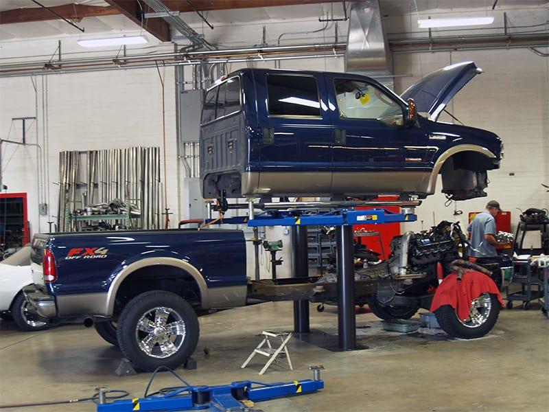 Diesel Repair Chuck S Speed Amp Rv Center